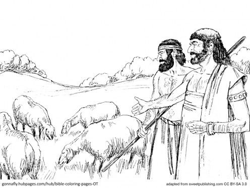 Bible Coloring Pages Old Testament Bible Coloring Pages Rich