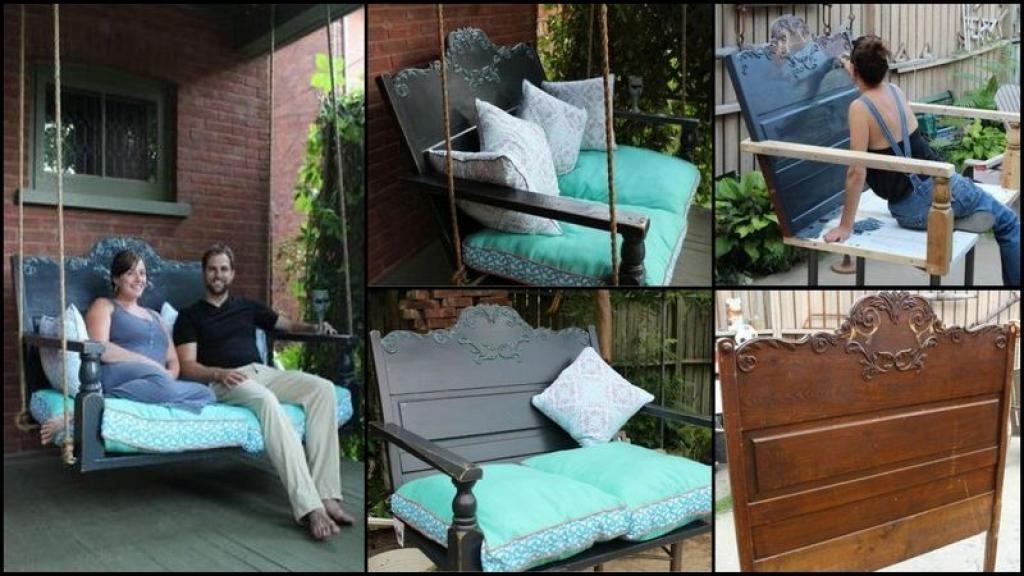 Ces meubles étaient bons pour les ordures! Mais ces gens sont tellement brillants! Heureusement!