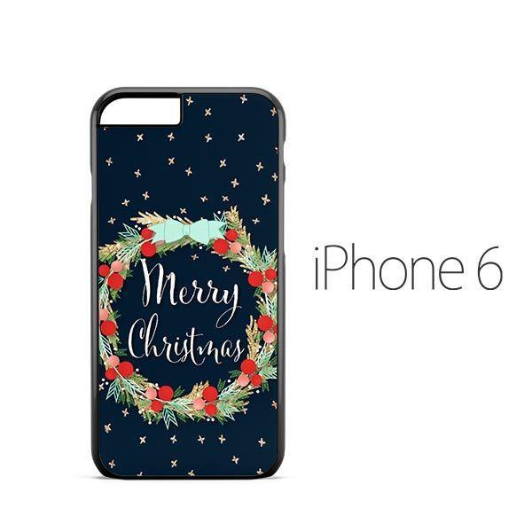 merry christmas flower iphone 6 case shells xmas merry christmas iphone cases