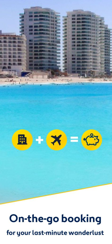 The Expedia app is your allinone travel companion. Save