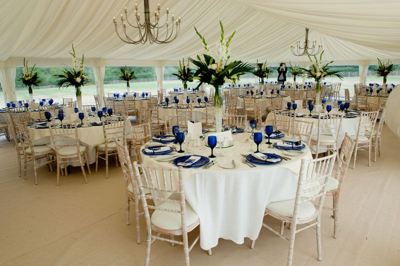 Round Wedding Tables
