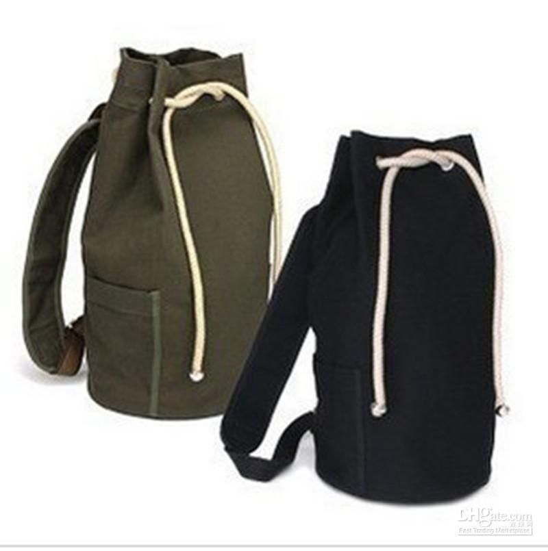 Drawstring Canvas Bag