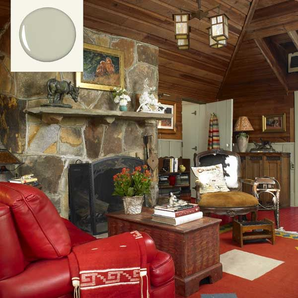 color charms a georgia cabin s rustic revival cabin on rustic cabin paint colors id=78745