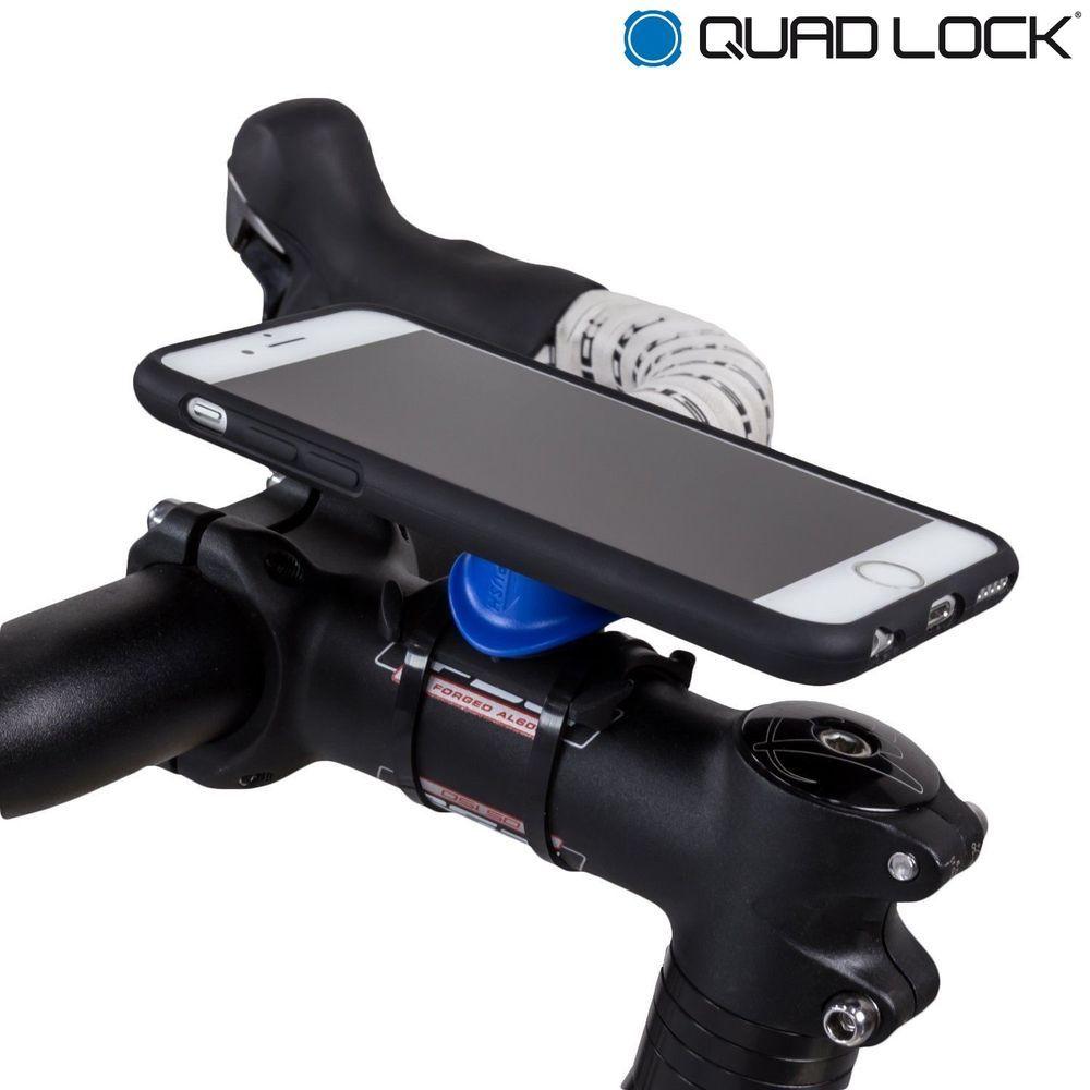 Quad lock bike cell phone holders /& accessories
