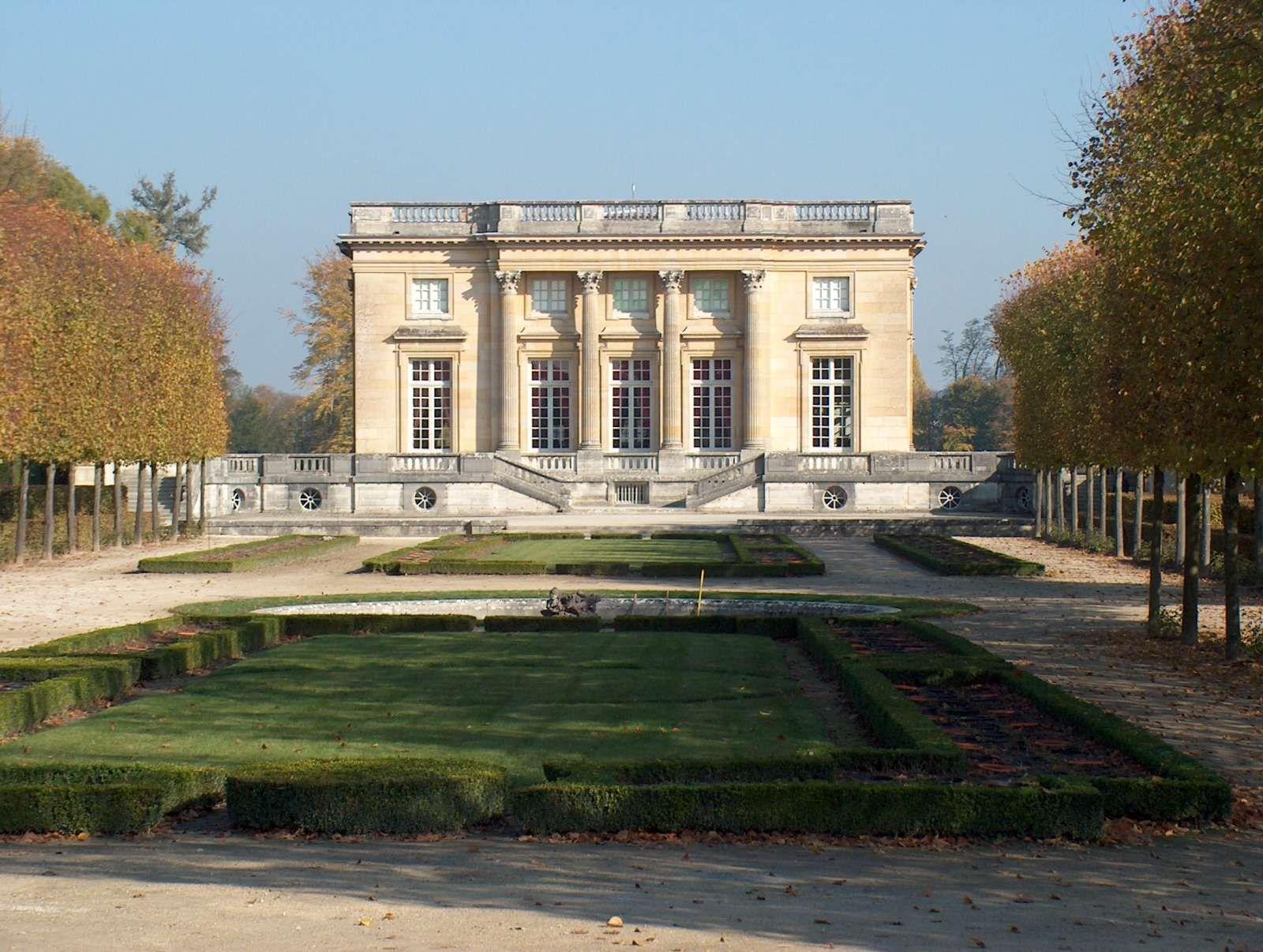 Versailles yvelines ch teau de versailles le petit for Versailles yvelines