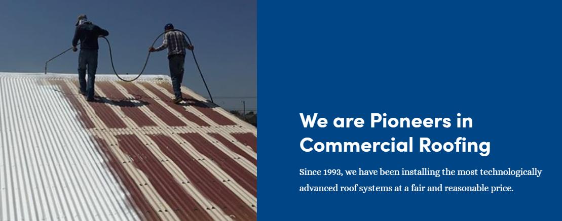 Commercial Roofing And Flat Roof Repair In Okc And Dallas Commercial Roofing Flat Roof Repair Roof Repair