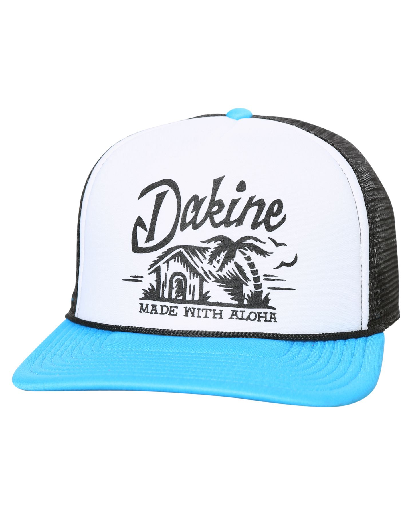 f823204bf2a I know you want this Dakine Beach Hut Trucker Cap Blue - http
