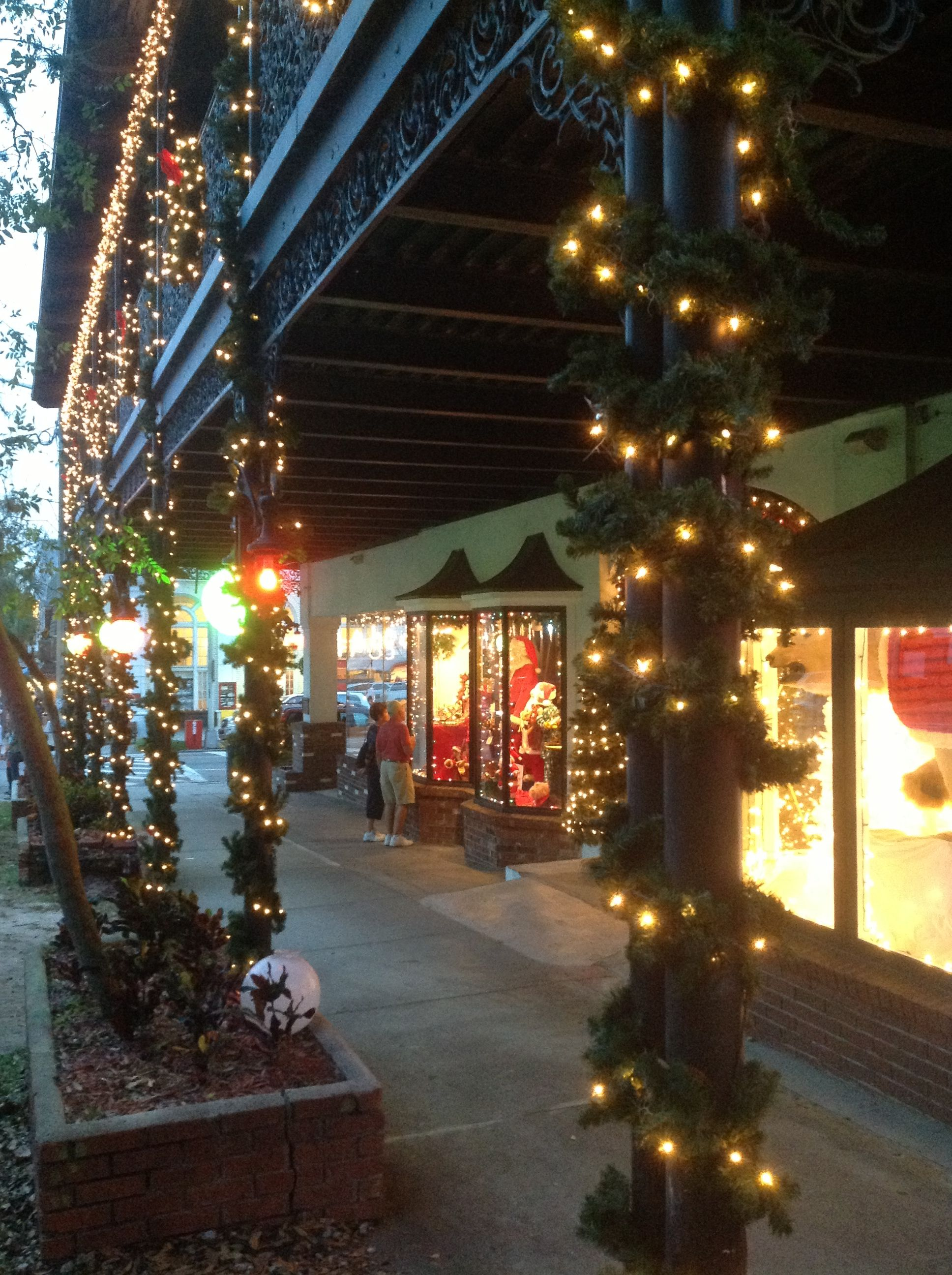 Things To Do In Mt. Dora At Christmas 2020 Christmas in Mt. Dora, Florida. | Florida christmas, Mount dora
