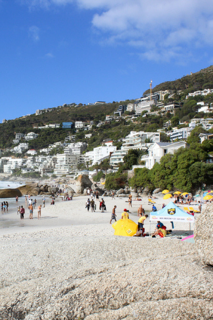 Clifton Beaches topranked beaches in Cape Town, South