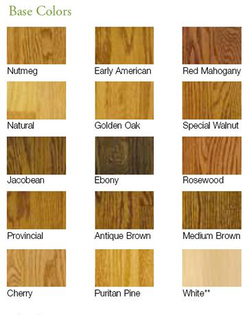 Hardwood Floor Color Options Jacobean Antique Brown Medium Brown