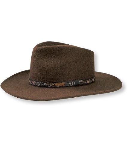 07da4430b33cc The perfect wool hat - Stetson Expedition Crushable Wool Hat  Sun and Rain  Hats