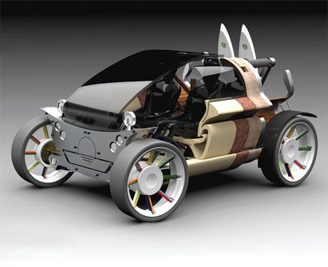 Volkswagen Conerto Concept Car By Hong Yeo Lev Pinterest
