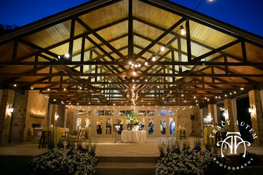 Todd Events Designed Wedding With Photos By Tracy Autem Photography The Orchard In Azle TX Just North Of Fort Worth Ranch Outdoor Ceremony W