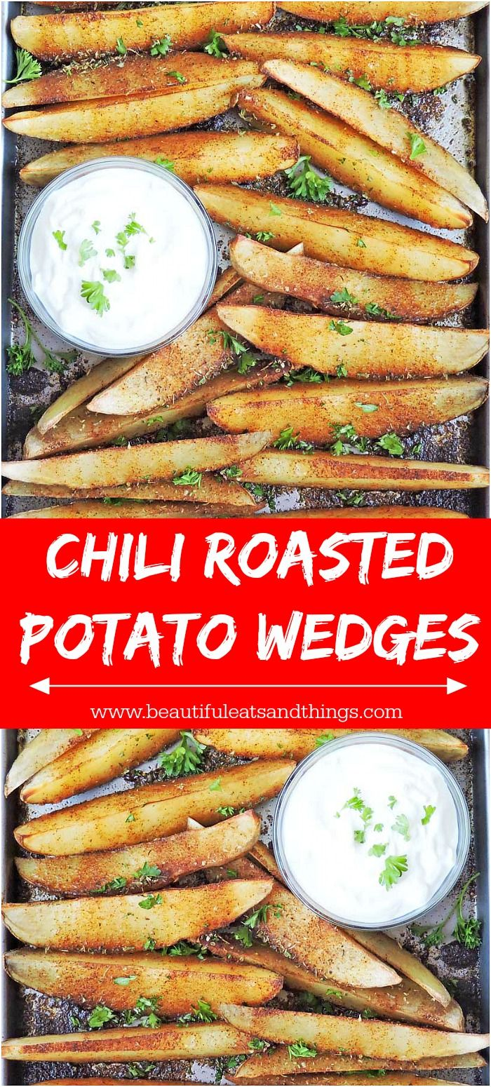 recipe: calories in potato wedges baked [28]
