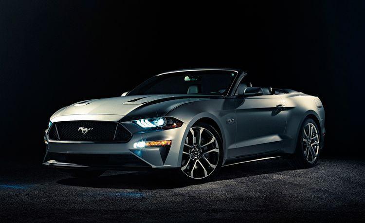 2018 Ford Mustang Convertible: Renewed Droptop