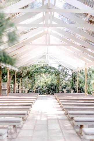 South African Style White Light Wedding Gauteng Modern Wedding