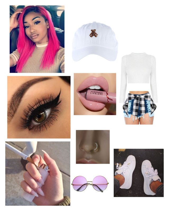 """Fake Love"" by andreapassion ❤ liked on Polyvore featuring ZeroUV"