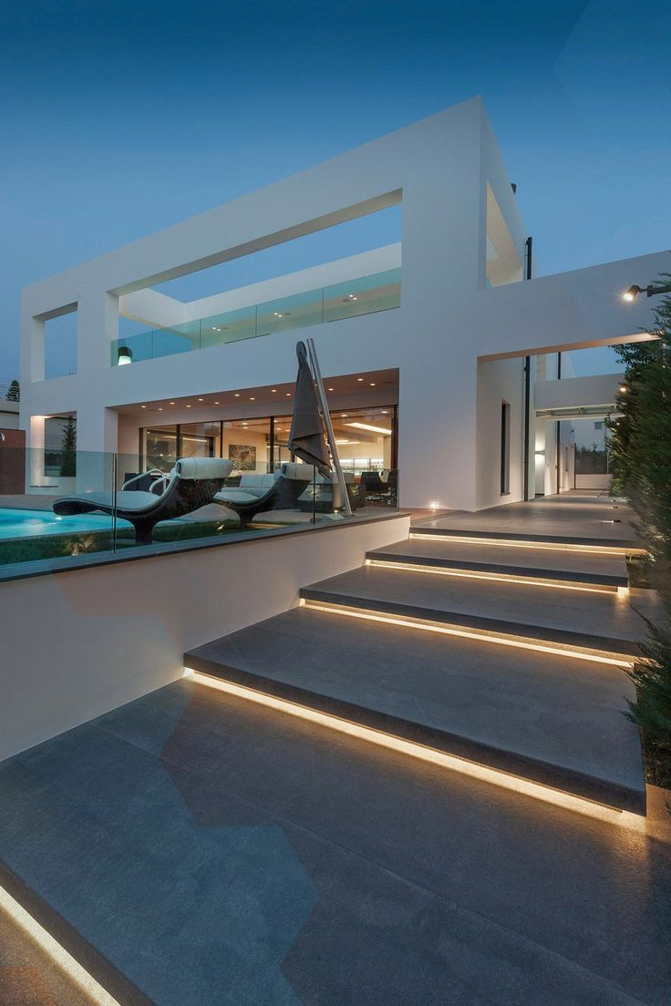 This modern villa in Glyfada, one of the noblest and most luxurious suburbs of A    , is part of Home office design -