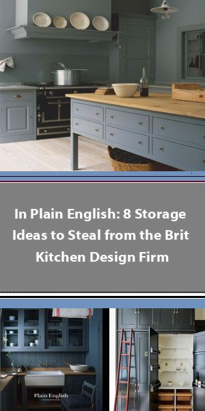 Ip13 kitchen by british standard: kitchen by british standard by plain english, classic wood wood effect A Plain English kitchen—the first in the US—and other new but classic designs define this Brooklyn townhouse remodel by Elizabeth Roberts Architecture. #plainenglishkitchen