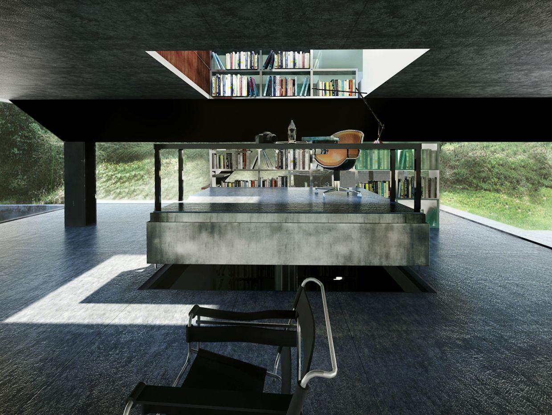 Rem koolhaas 39 s maison bordeaux on behance arquitetura for Maison bordeaux
