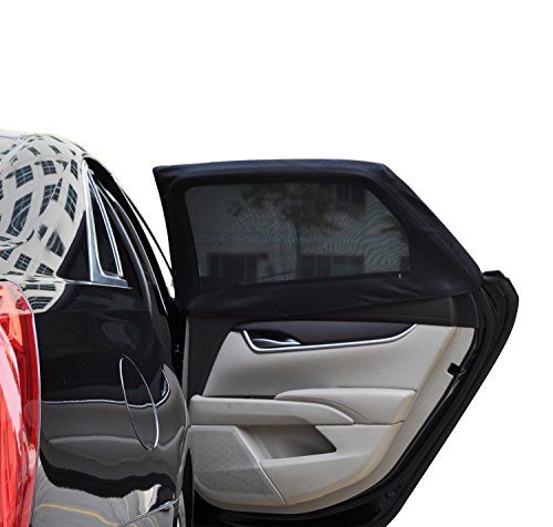 Car Window Sun Shades2 Pieces Visor Extender Blocking Harmful UV Protects  Baby From Sunlight Glare 212x362 inches -- Click image to review more  details. c168769ba5e