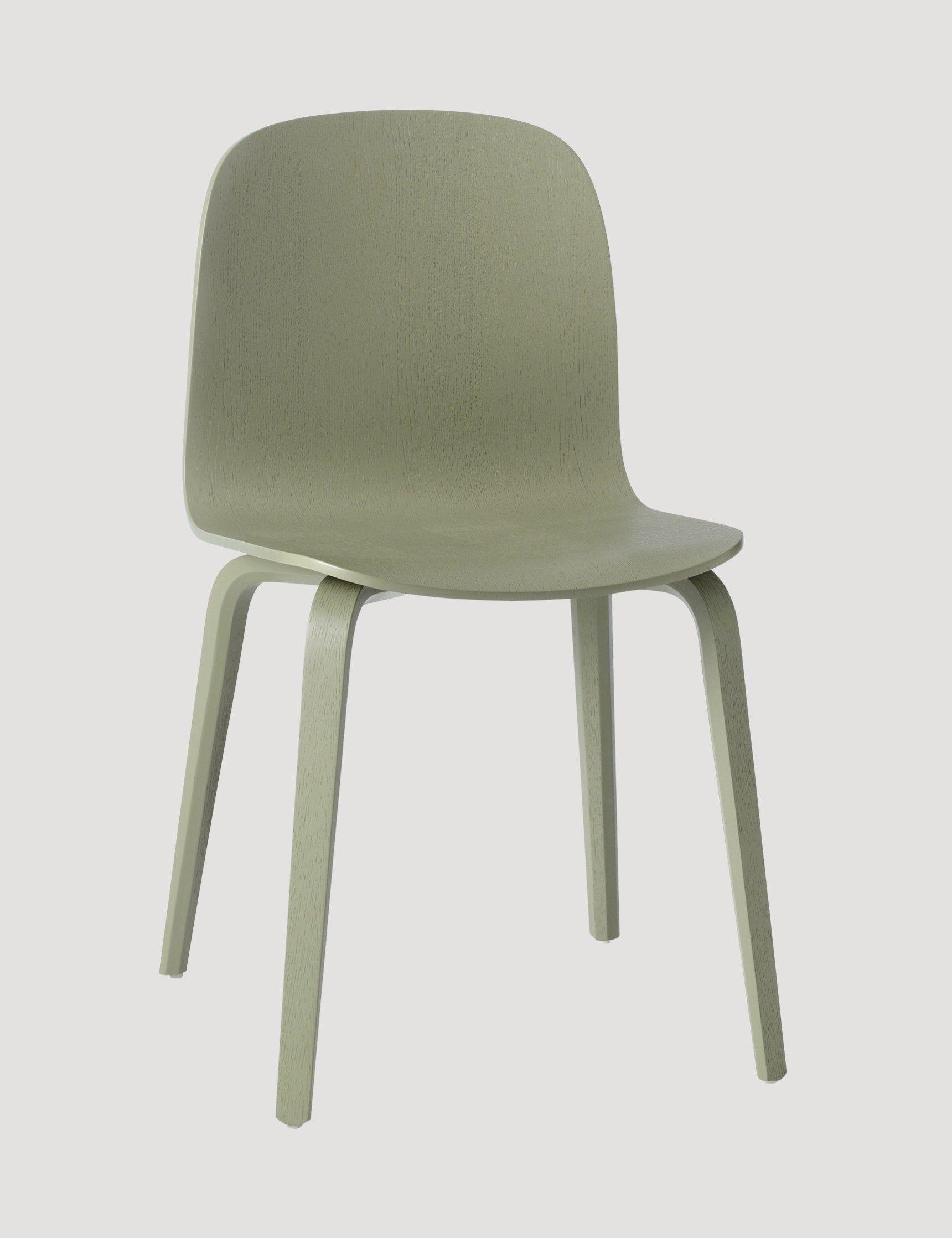Visu Modern Scandinavian Design Chair By Muuto