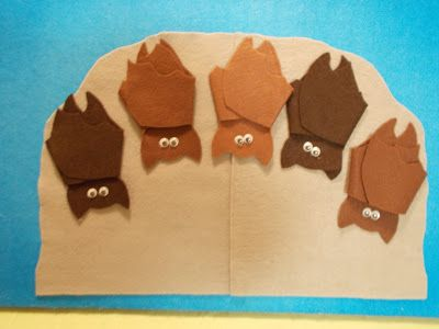 Fun with Friends at Storytime: I'm Going Batty!