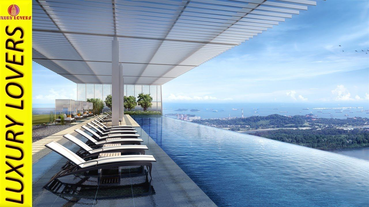LUXURY SUPER PENTHOUSE IN SINGAPORE beautiful houses Pinterest