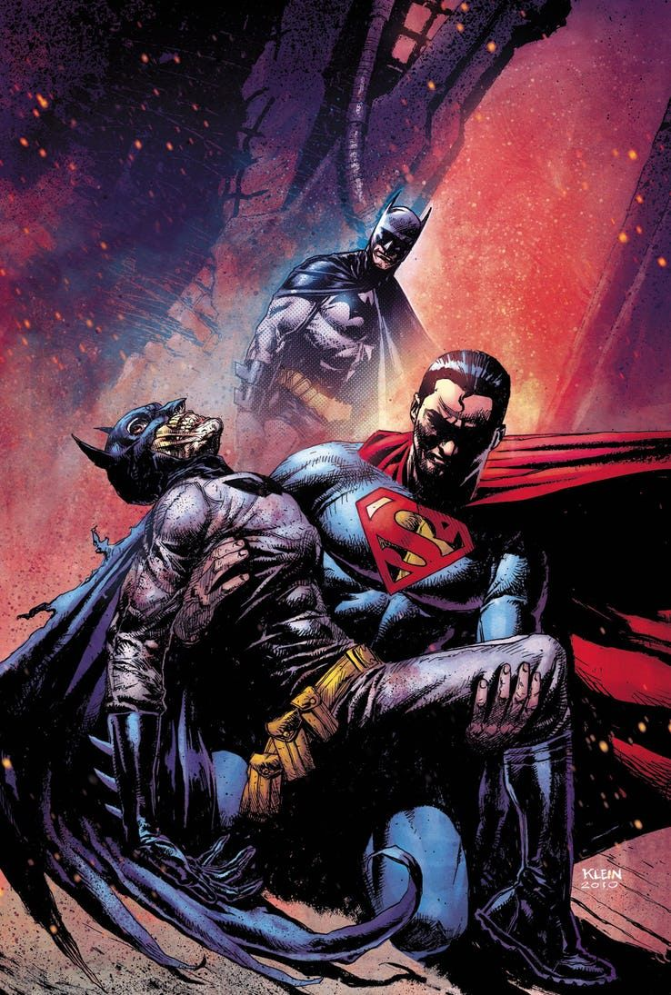 Dc Cancels Superman Batman Vol 7 Will Resolicit In 61 Years With