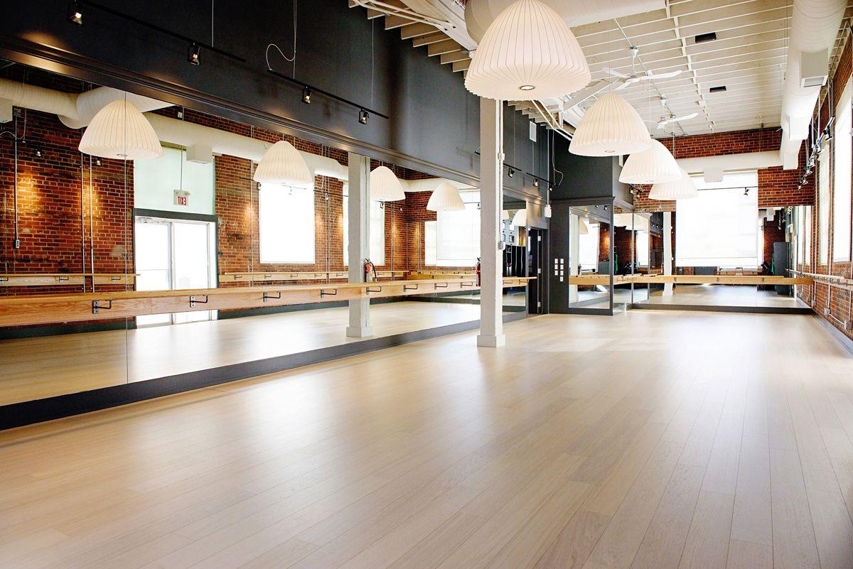 Parket Yoga Studio Home Yoga Studio Design Dance Studio Design