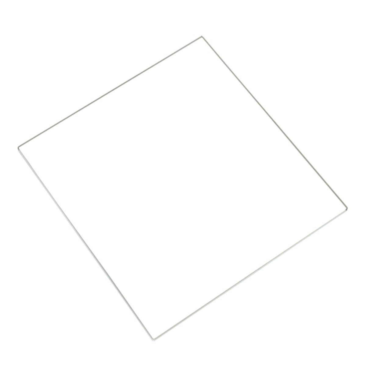 210x250x3mm Borosilicate Glass Build Plate For 3d Printer Heated