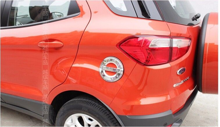 Free Shipping For Ford Ecosport Fuel Tank Cover Decoration Sticker