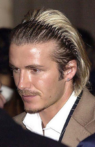 David Beckham David Beckham Hairstyle Headband Hairstyles Beckham Haircut