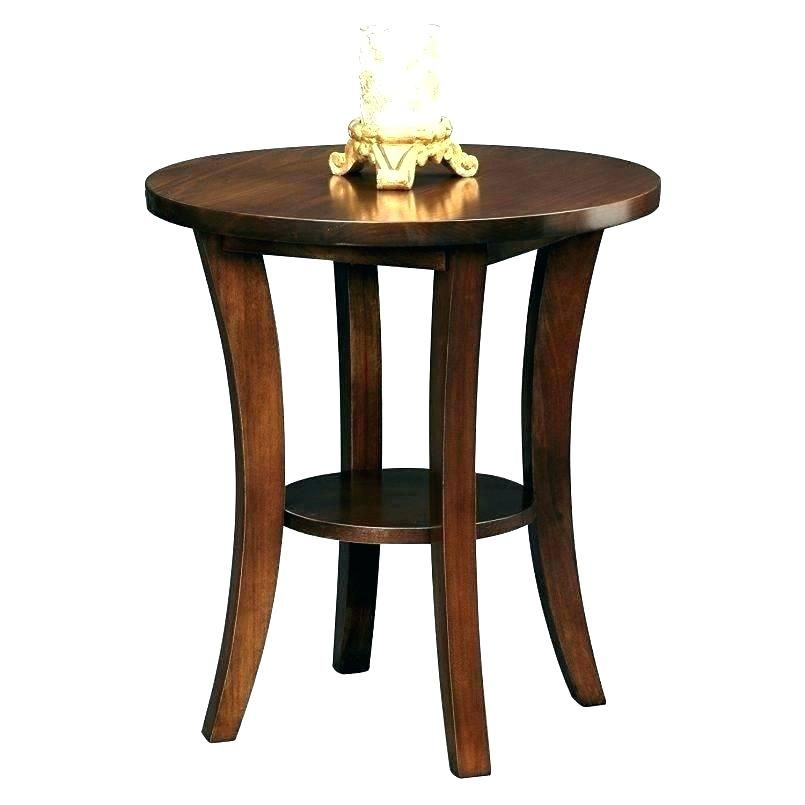 Adorable Small Round Wooden Side Table Arts Fresh Small Round