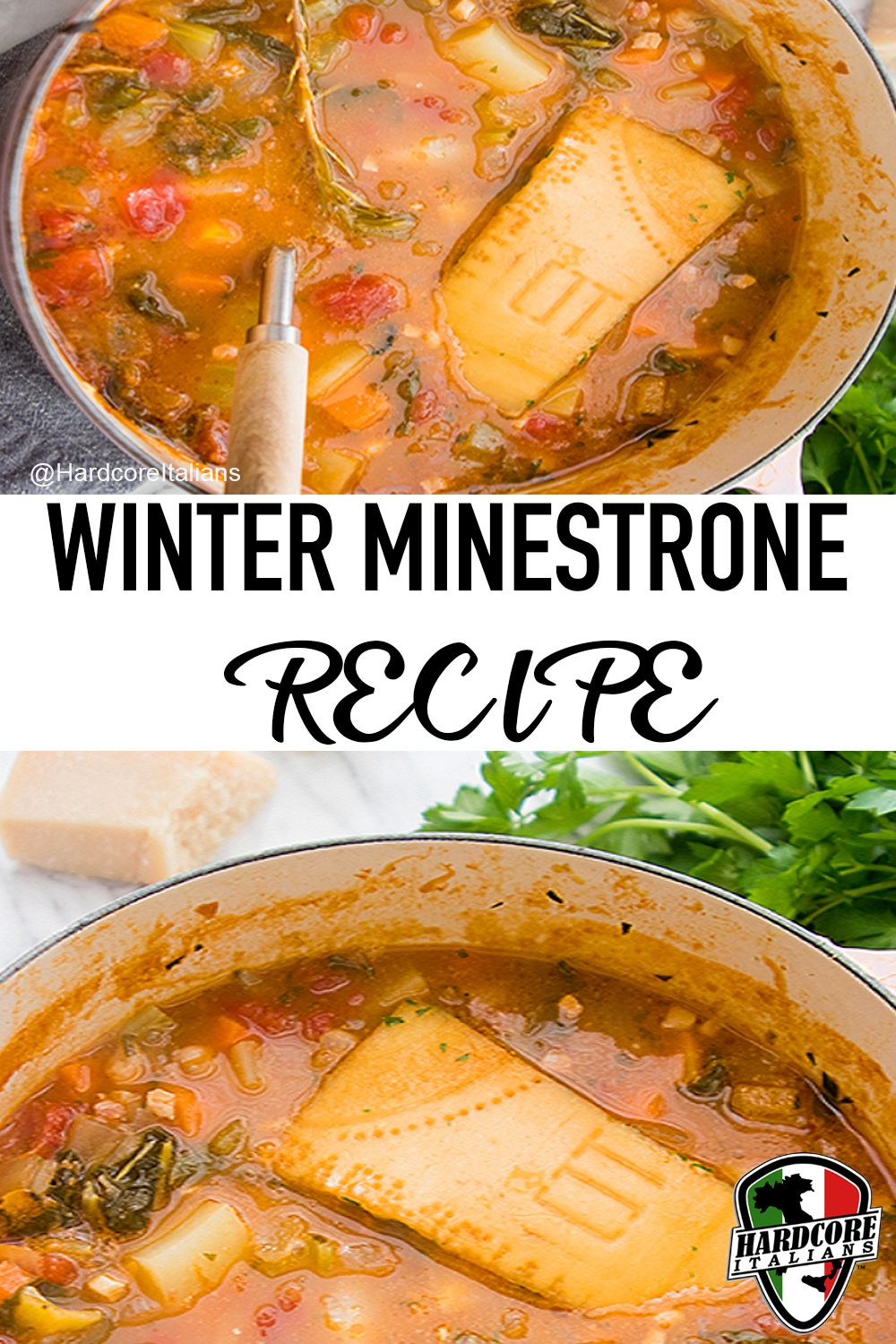When The Weather Begins To Cool Down Minestrone Is Always A