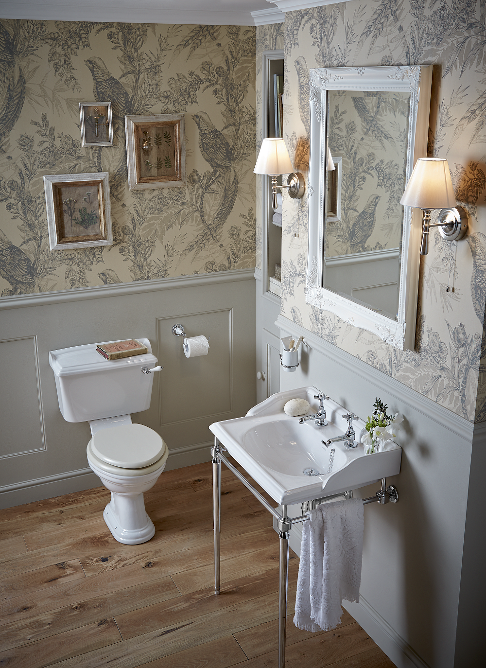 Photo of Dorchester Bathroom Collection | Heritage®