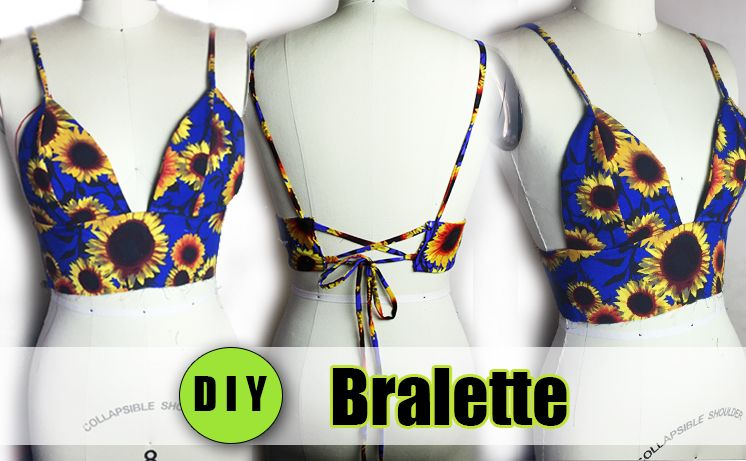 302e4a08f187b   IMPORTANT   DIY Bralette Instructions  Take the proper measurements  needed that is illustrated in the video. The band measurement for the  bralette should ...