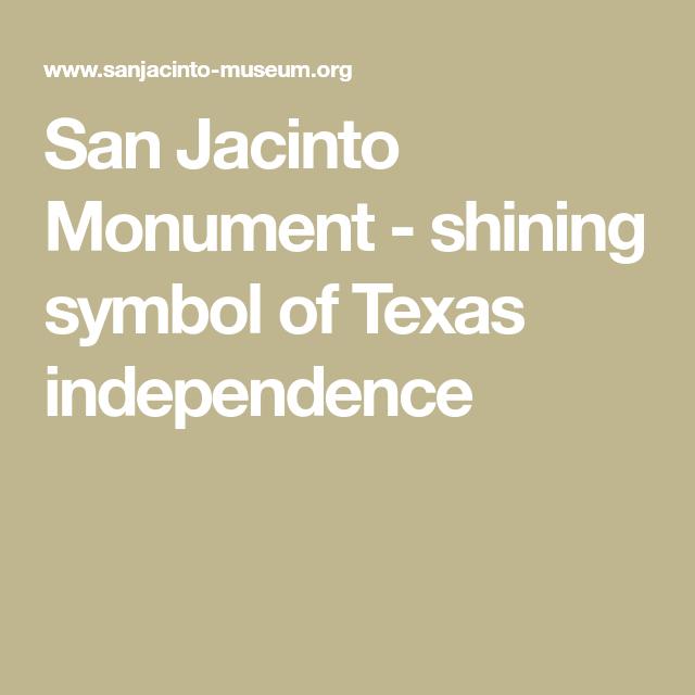 San Jacinto Monument Shining Symbol Of Texas Independence Travel