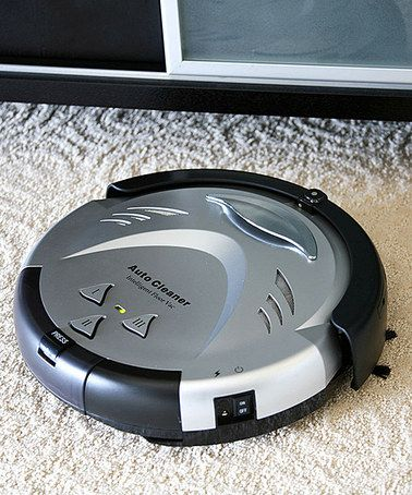 Love this Automatic Intelligent Robotic Vacuum Cleaner on #zulily! #zulilyfinds
