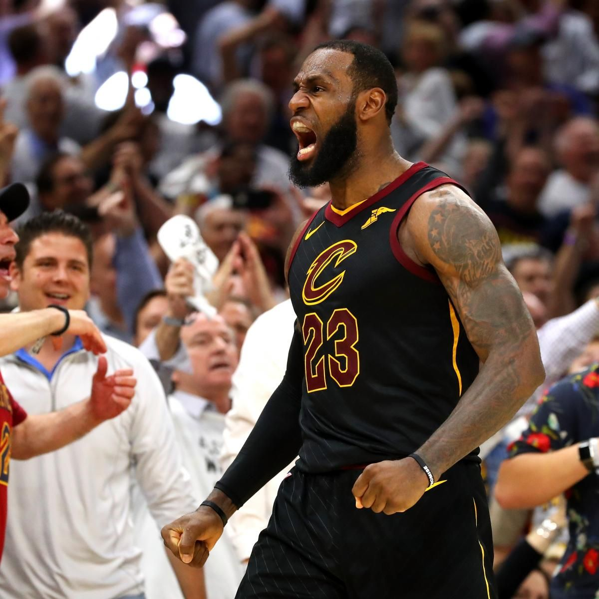Postgame Sound from Celtics vs. Cavaliers Game 6