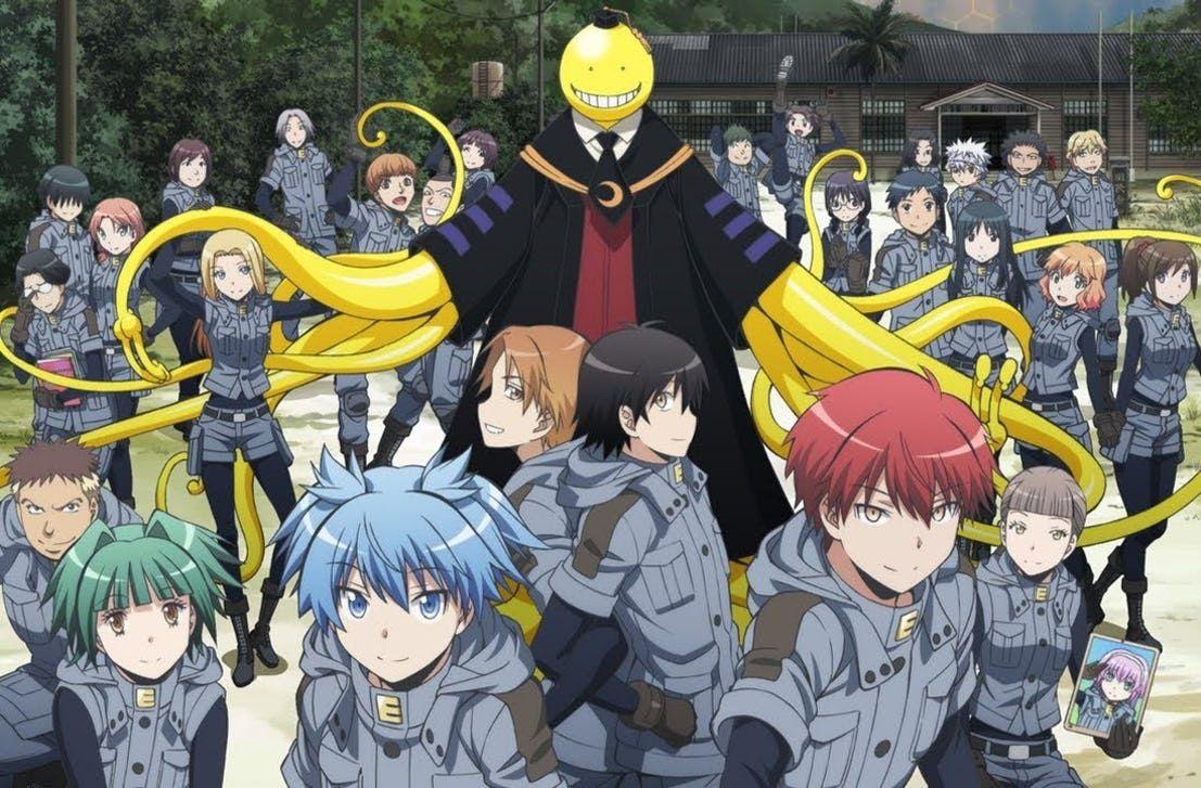 15 Anime To Watch If You Like My Hero Academia