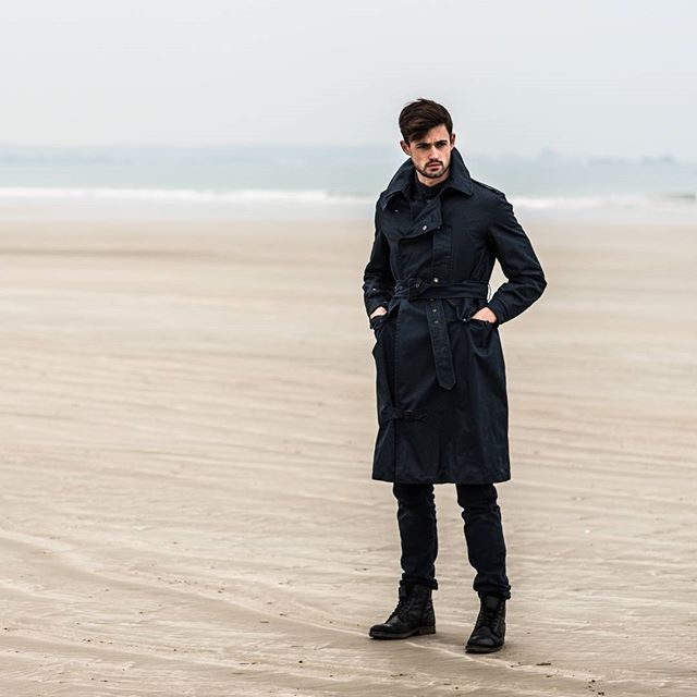 Lukasbachert looking great in our grenfell cloth despatch rider lukasbachert looking great in our grenfell cloth despatch rider coat shot by our good negle Gallery