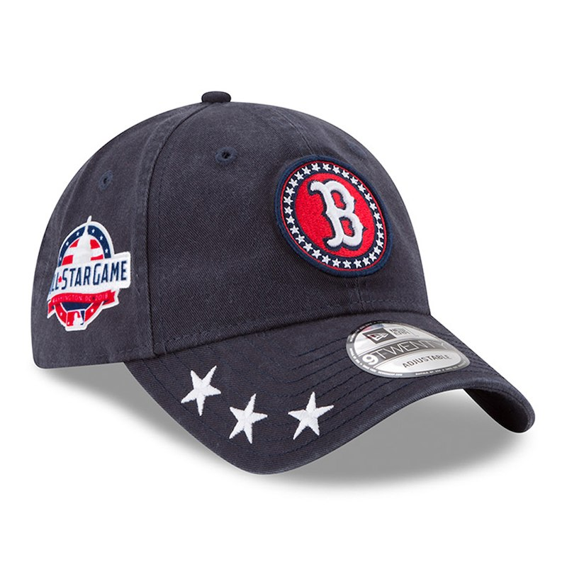wholesale dealer 7a30f 2a76b Boston Red Sox New Era 2018 MLB All-Star Workout 9TWENTY Adjustable Hat –  Navy