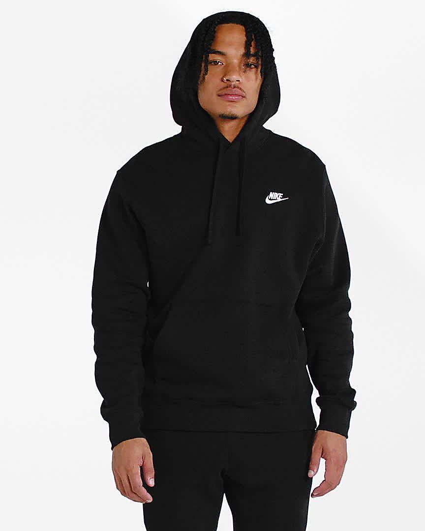 Nike Sportswear Club Fleece Pullover Hoodie Nike Ca Nike Hoodie Outfit Vintage Nike Sweatshirt Hoodies [ 1080 x 864 Pixel ]