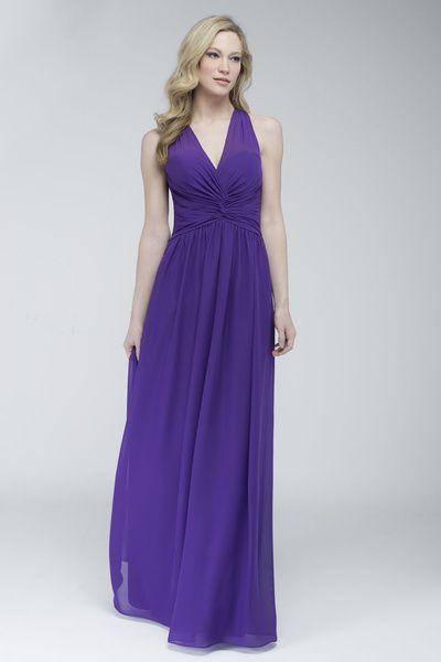 2014 Brautjungfernkleid Abendkleid von Custom Wedding Dress auf DaWanda.com