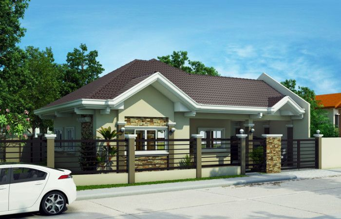 Having Your Own House Is An Essential But If You Will Be Applying For A Loan Or House Mortgage Because You H Bungalow House Design House Styles My House Plans