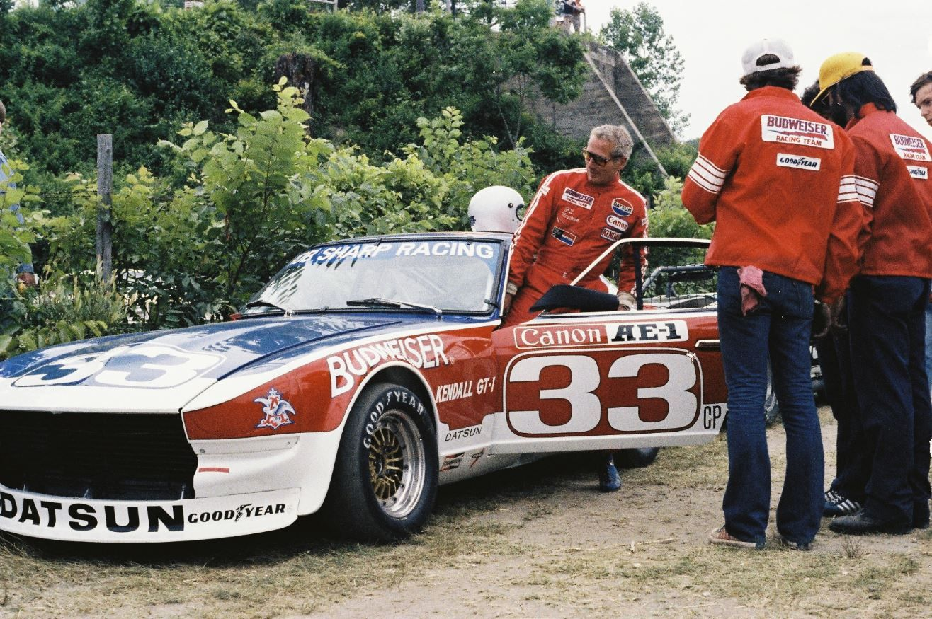 paul newman u0026 39 s racing career can now be seen in this paul newman racing documentary