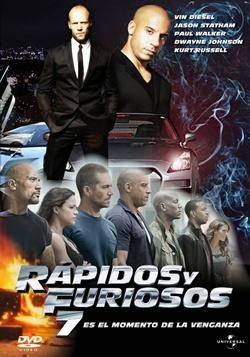 Rapidos Y Furiosos 7 Online Latino 2015 Accion About Time Movie Fast And Furious New Movies