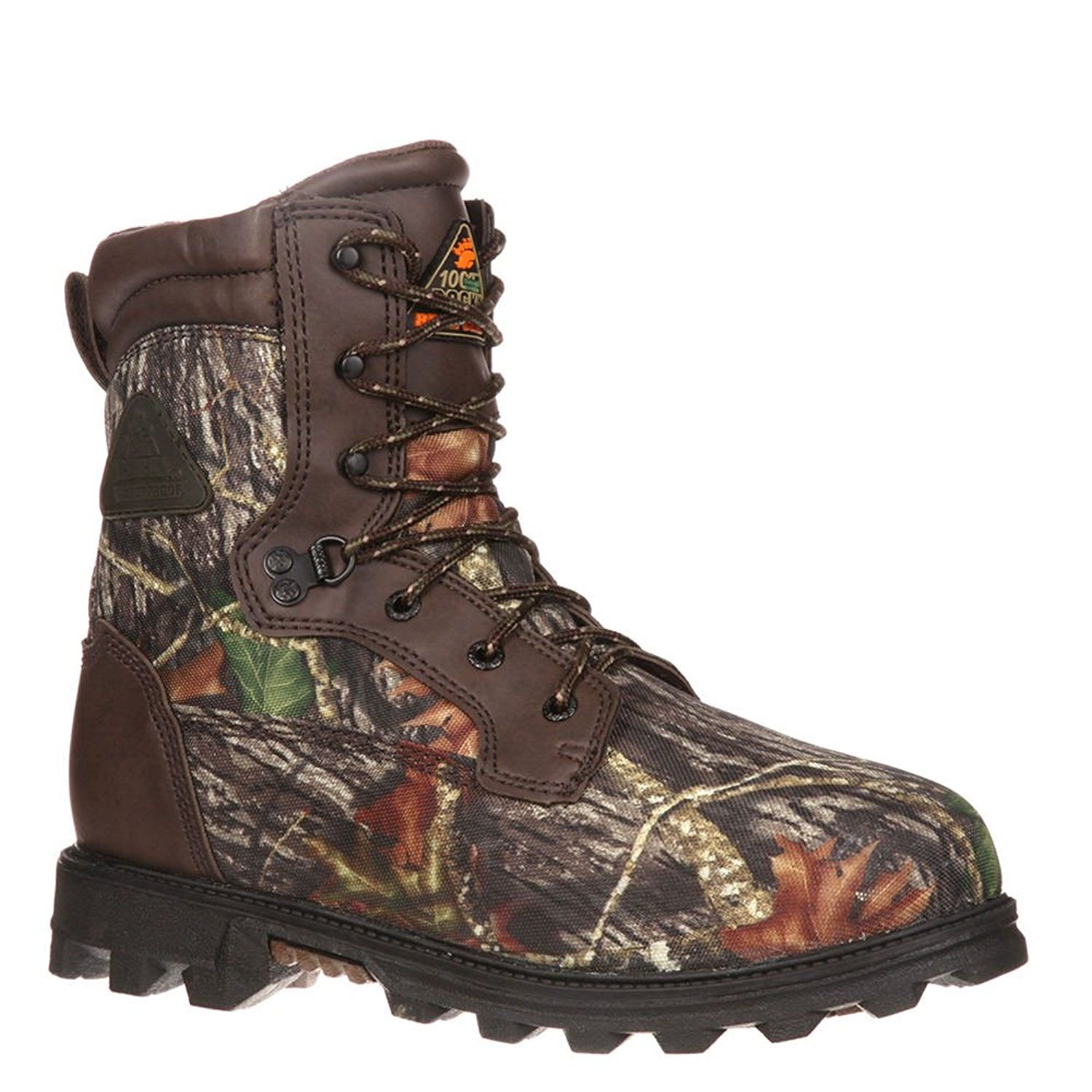 gram Insulated Waterproof Boots Mossy