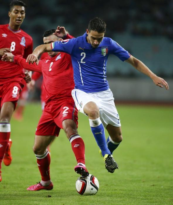 Azerbaijan vs Italia - Qualificazioni Euro 2016